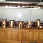 copper ware used in days gone by