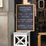 Sandwich Solidario
