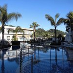 Hotel con vista piscina