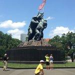 U.S. Marine Corps War Memorial
