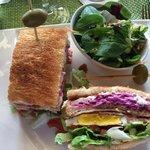 The Kempinski Club Sandwich