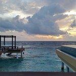 View from Sanctuary Ocean Villa