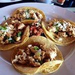 Chicken Tacos... Delicious