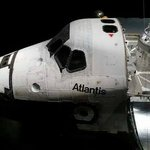 Retired Atlantis Shuttle
