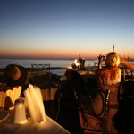 Strogili Restaurant - terrazza panoramica