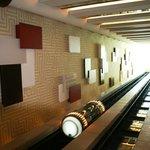 лифты в фойе