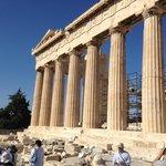 Acropolis reconstruction