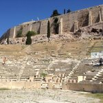 Outer walls and Odeon