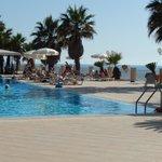 Pool at sister hotel