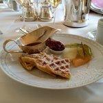 Breakfast at Kurhaus