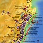 Nabq Bay Map