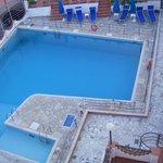 piscina dellhotel