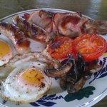 My breakfast (not included!)