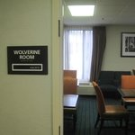 Wolverine Room, Hampton Inn Ann Arbor-North, Ann Arbor, MI, June 2014