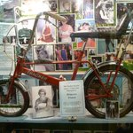 Lady Di bicycle