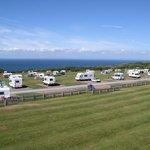 Damage Barton Caravan and Camping site