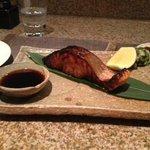 Excelente el salmón!