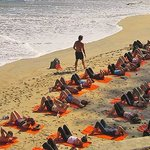 Sand Terrace Beach Yoga