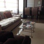 Executive corner suite