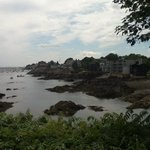 View from fort sewall park