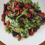 Seasonal Berry Salad