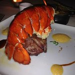 Surf and Turf - fillet mignon and Lobster