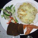 fisskur/fish gratin