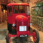 Traktor BJ.1956