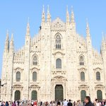 Milan Cathedral...truly a wonder of the world