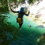 Randonnée aquatique des Gorges du Loup