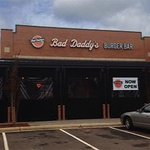 Outside location shot of Bad Daddy's Burger Bar - Greenville, SC