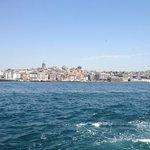 Karaköy shore