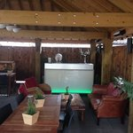 Comedy Festival Courtyard Bar