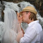 April 26, 2014 my husband and I were married at Mystic River. Tom and Nadege took care of everyt