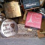 throw the key into the Seine