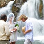 Mystic River helped ease a nervous bride. They arranged for the paperwork, transportation, the m