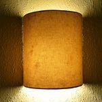 Mildew on bedside lamps