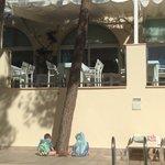 Top pool & Mediterranean restaurant