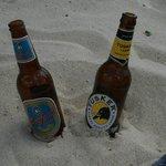 Ahhh the beer!