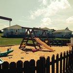 Family Friendly playground on property