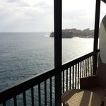 Beautiful balcony view