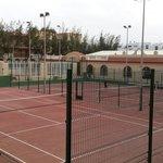 Instalaciones deportivas (detalle).-