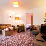 Suite (Wohnbereich)