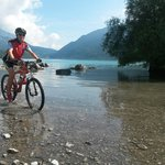 Gita intorno al lago..... anche più in la.