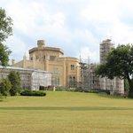 Restoration, but beautiful grounds