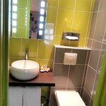 salle de bain chambre 42