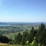 Aussicht vom Hausberg (Buchenberg)