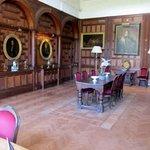 Inside Muncaster
