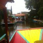 Boat Jam