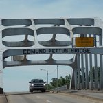 Edmund Pettus Bridge-Bloody Sunday
